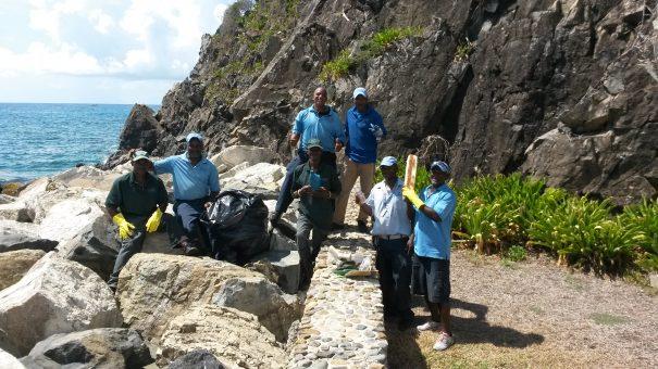 Aruba Cleanup