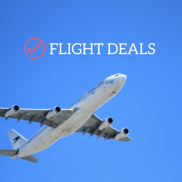 caribbean flight deals