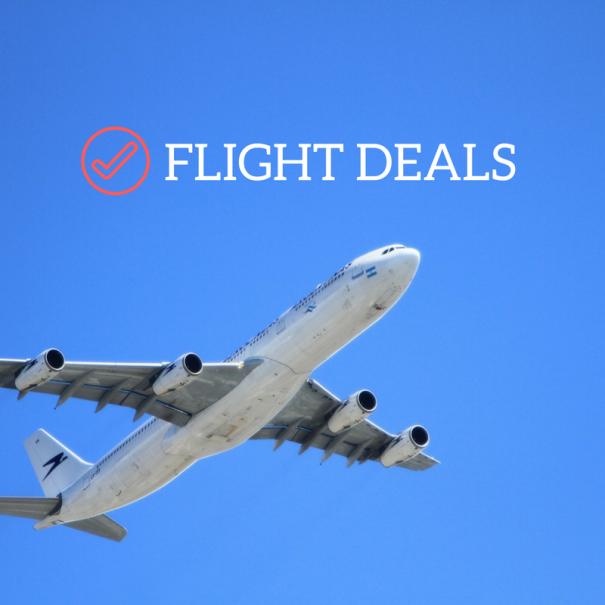 caribbean flight deals