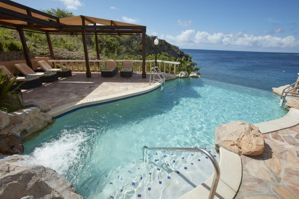 divi little bay infinity pool