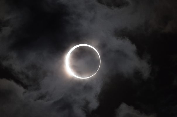 2017 solar eclipse in the caribbean